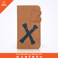New smart protective PU phone cases for Samsung S4
