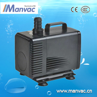 Factory supply 40W garden fountain aquarium pump dc solar submersible water pump price
