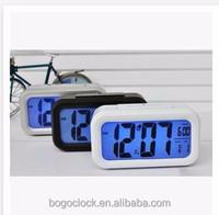 LED digital table alarm clock for bedroom