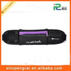 Hot Sale Travel Waist Bags / Leisure Money Belt Bag / Passport & Money & Tickets Waist Pack