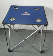 Hot sell small folding camping table