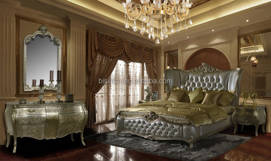 romantic victorian solid wood bedroom furniture antique royal bedroom