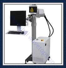 customize Pipeline bearing fiber laser marking machine/ Fiber laser marker/fly marking for metal parts bearing marking