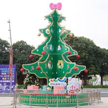 2015 Hot selling new fashion plastic christmas decoration tree