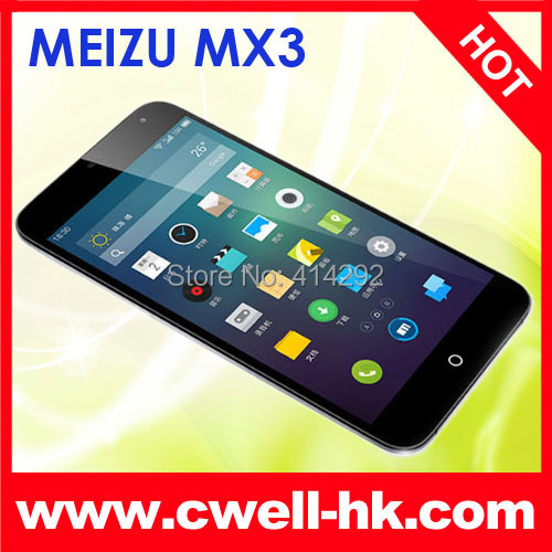 Meizu Mx3 02/09/2013 Android Смартфон