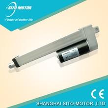 hospital bed 12v/24v electric linear actuator 600mm stroke mini
