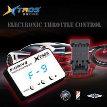 High Performance Universal Electronic Boost Controller outboard control cables for Racing