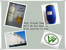 Efficient environmental protection rust remover