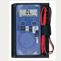 JT-1016 high accurary fashion types of multimeter