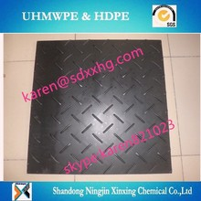 hdpe/UHMWPE ground protection mat /temporary roadways/wetland access roadways