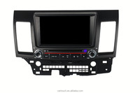 android auto car dvd mp3 gps navigation system for Mitsubishi lancer