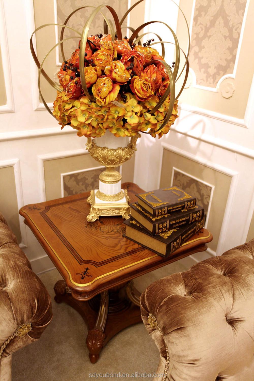 0062 luxe italienne meubles de salon, nouveau modèle en bois ...