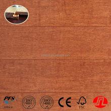 Hot Durable respetuoso del medio ambiente el piso de bambú decorado de bambú