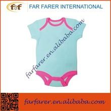 Baby romper/ interlock bodysuit/ kids creeper