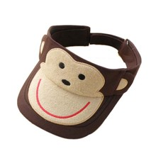 MONKEY Infant Baby Boys 0-24 Months BASEBALL CAP sun Visor Hat and caps in China