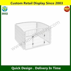 High quality and durable metal large dog house kennel YM5-538