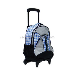 2015 popular cute animal trolley backpack