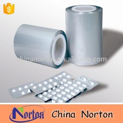 Hot sale silver pharmaceutical aluminium foil NTP- ALFP067B
