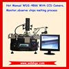 Universal motherboard bga rework station WDS-4866 Touch screen multi-function chipset repair machine