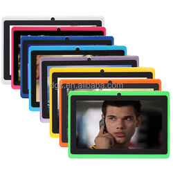 """7"""" Dual 1.3GHZ Core Touchscreen 4GB/8GB Android 4.4 KitKat Camera WiFi Google No.Q8 Tablet PC"""