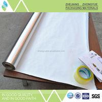 Weight 50-350gsm Reflectivity Aluminum Foil