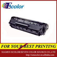 empty laser printer toner cartridge 103 303 703 for canon lbp 2900 3000