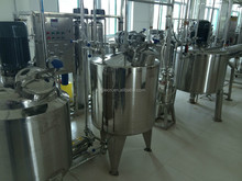 Pasteurized Milk Production Line