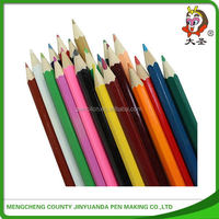 2015 coloured pencil crayons lead for student use