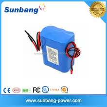 Certificated 18650 4400mah 12v power tools use li-ion battery