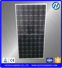 Energy saving monocrystalline 200 watt solar panel with low price