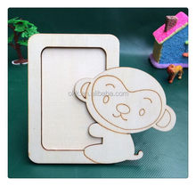 Super strong hot sell wood photo frame for decoration