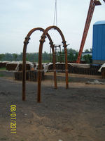 U-beam Mining Support Steel and mining support