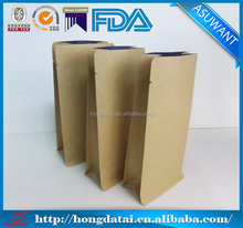 environmental flat bottom bag wholesale/side sealing bag making machine