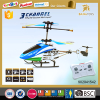 Hot item rc helicopter toys 3 channel gyro helicopter