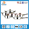 Hot new products for 2015 kitchen item/7pcs stainless steel cookware sets