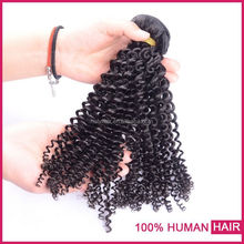 Qingdao Holy Hair factory price 7a virgin afro hair nubian kinky twist