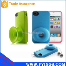 new accessories,fashion cheap Silicon phone case for iPhone accesorio de silicona