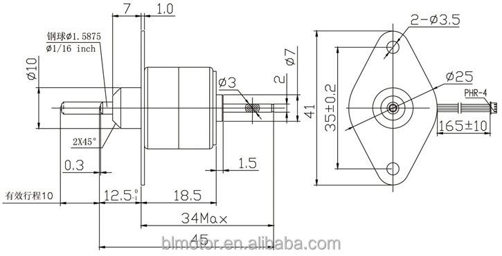 imprimante utilis u00e9 stepper moteur  u00e9lectrique micro moteur