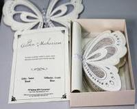 Highly recommended Good value for the money romantic laser cut card