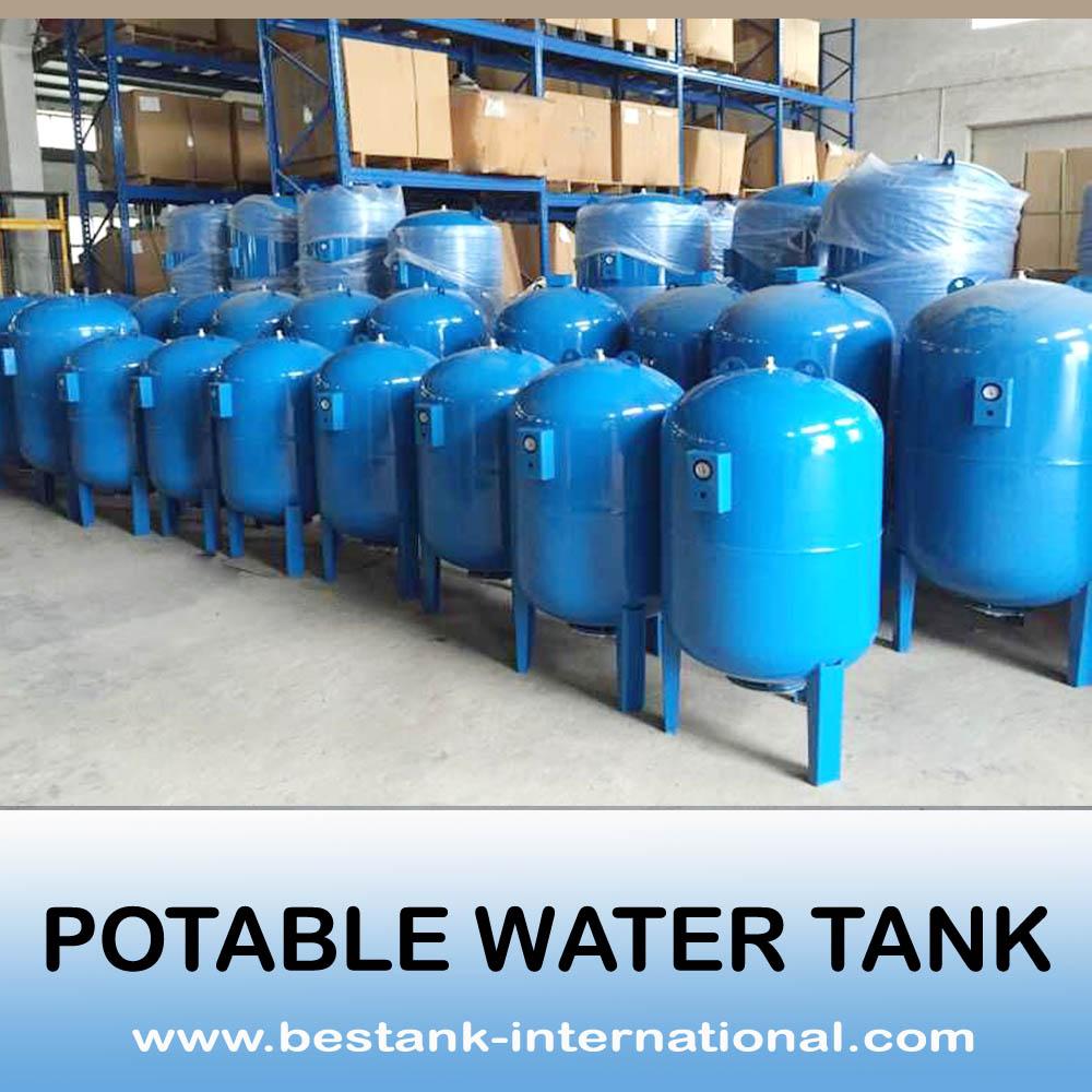 Potable Pressure Tanks 100l - Buy Water Pressure Vessel,Water ...