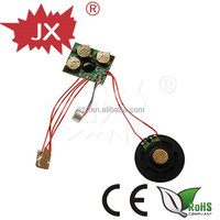Recording voice chip/programmable sound chip /voice recorder chip ic