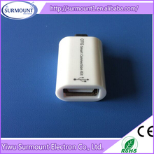 new design Card Reader + USB Connection Super mini otg mobile phone connection, cheap price mini usb flash drive