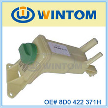 High Quality Engine Coolant Reservoir Expansion Tank 8D0 422 371H / 8D0 422 373C