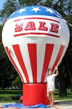Best quality Hot Gaint advertising inflatable ballon