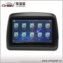 "9 "" Mondeo intelligent rear seat monitor with HD 3D video decoder"
