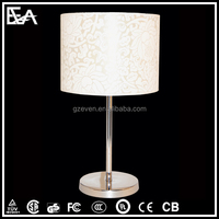 Multi-Functional Eye-Protection Reading Lamp Art Deco Bedroom Bedside Table Lamps Iron Metal Dimmable Table Lamp