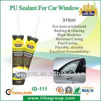 Kingjoin silicone car window polyurethane sealant