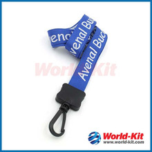 Bulk Minimum Order Woven Lanyards for Events or Promotion