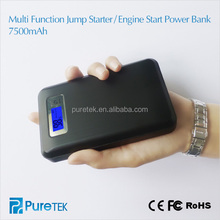 Hot New High Safely Portable Multi Function Jump Starter 7500mah For Audi/BMW/Benz/Toyota On Alibaba.com In Russian
