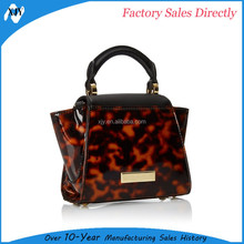 Fashion style newest ladies most popular designer handbags made in china